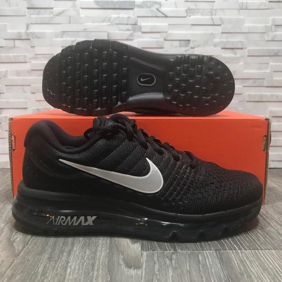 Womens Nike Air Max 2017 BlackAnthracite Sz8 NWT